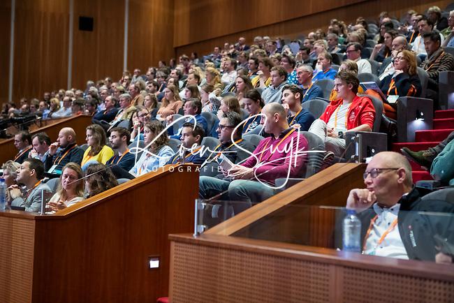 UTRECHT - Volle zaal , Nationaal Hockey Congres van de KNHB, COPYRIGHT KOEN SUYK