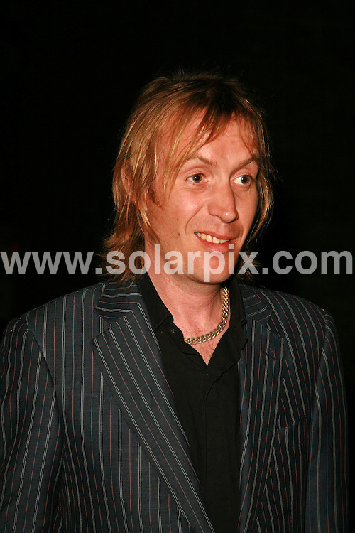 **ALL ROUND PICTURES FROM SOLARPIX.COM**.Departures at the LG party at The Old Truman Brewery, Brick Lane, East End, London..Party launching LG brand new TV range, including Chocolate screen similar to the LG phone..This pic:RHYS IFANS.JOB REF:3826-GMT   DATE:03_05_07 .**MUST CREDIT SOLARPIX.COM OR DOUBLE FEE WILL BE CHARGED* *UNDER NO CIRCUMSTANCES IS THIS IMAGE TO BE REPRODUCED FOR ANY ONLINE EDITION WITHOUT PRIOR PERMISSION*