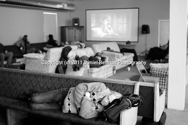 Photos from Lighthouse Mission in downtown Bellingham 1/21/11. Photo by Bellingham photographer Daniel Berman/www.bermanphotos.com