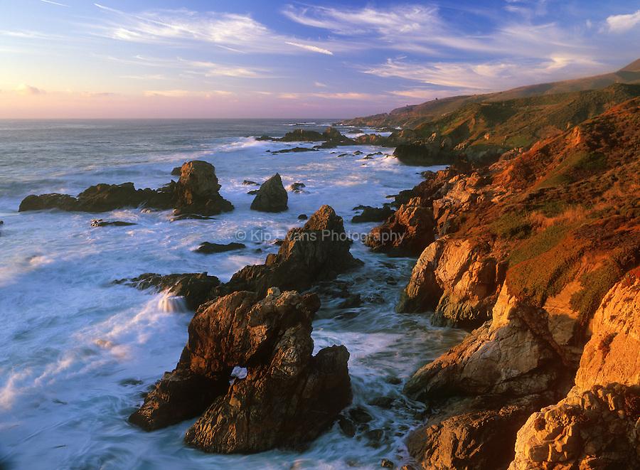Garrapata Beach - Big Sur, California.