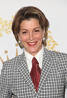 PASADENA, CA - FEBRUARY 9: Wendie Malick at the   Hallmark Channel and Hallmark Movies & Mysteries Winter 2019 TCA at Tournament House in Pasadena, California on February 9, 2019.     <br /> CAP/MPI/SAD<br /> ©SAD/MPI/Capital Pictures