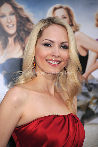 Maria Helena Vianna  at the film premiere of 'Sex and the City 2' at Radio City Music Hall in New York City. May 24, 2010.Credit: Dennis Van Tine/MediaPunch