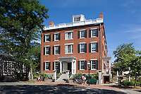 Jared Coffin House, Nantucket, MA Federal