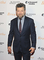 NEW YORK, NY - OCTOBER 09: Director Andy Serkis attends the 'Breathe' New York special screening at AMC Loews Lincoln Square 13 theater on October 9, 2017 in New York City.  <br /> CAP/MPI/JP<br /> &copy;JP/MPI/Capital Pictures