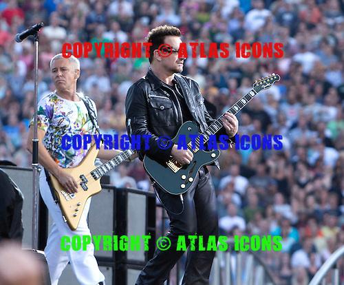 U2, 2011, JAMES PEYTON