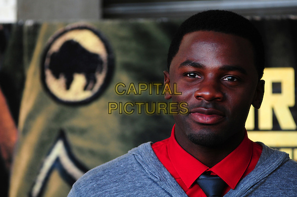 "DEREK LUKE .Photocall for ""Miracle at St. Anna"", Rome, Italy..September 29th, 2008.headshot portrait .CAP/CAV.©Luca Cavallari/Capital Pictures."