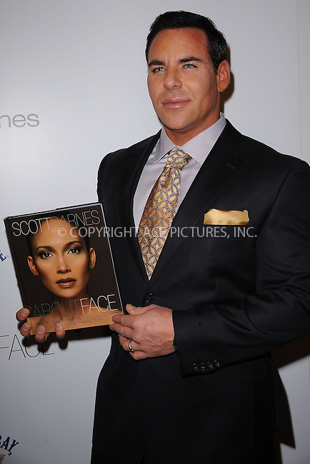 WWW.ACEPIXS.COM . . . . . ....January 20 2010, New York City....Makeup artist Scott Barnes arriving at the launch party for Scott Barnes' 'About Face' book at Provocateur at The Hotel Gansevoort on January 20, 2010 in New York City.....Please byline: KRISTIN CALLAHAN - ACEPIXS.COM.. . . . . . ..Ace Pictures, Inc:  ..tel: (212) 243 8787 or (646) 769 0430..e-mail: info@acepixs.com..web: http://www.acepixs.com