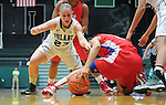 Tulane vs. SMU (Women's BBall 2013)