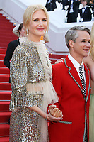 NICOLE KIDMAN AND DIRECTOR JOHN CAMERON MITCHELL - RED CARPET OF THE FILM 'HOW TO TALK TO GIRLS AT PARTIES' AT THE 70TH FESTIVAL OF CANNES 2017 . 21/05/2017, CANNES, FRANCE. # 70EME FESTIVAL DE CANNES - RED CARPET 'HOW TO TALK TO GIRLS AT PARTIES'