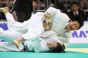 (L to R) Sayaka Anai (JPN), Akari Ogata (JPN), .May 12, 2012 - Judo : .All Japan Selected Judo Championships, Women's -78kg class Semifinal .at Fukuoka Convention Center, Fukuoka, Japan. .(Photo by Daiju Kitamura/AFLO SPORT) [1045]