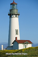 66295-01211 Yaquina Head Lighthouse Oregon coast near Newport   OR