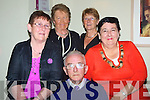 DANCE: Dancing the night away at the Kerry Hospice Foundation fundraising dance in The Carlton Hotel, Tralee were, Michael Long, Kathleen McMullan, Kitty Morris, Mary McCarthy and Kay Long......... ....................