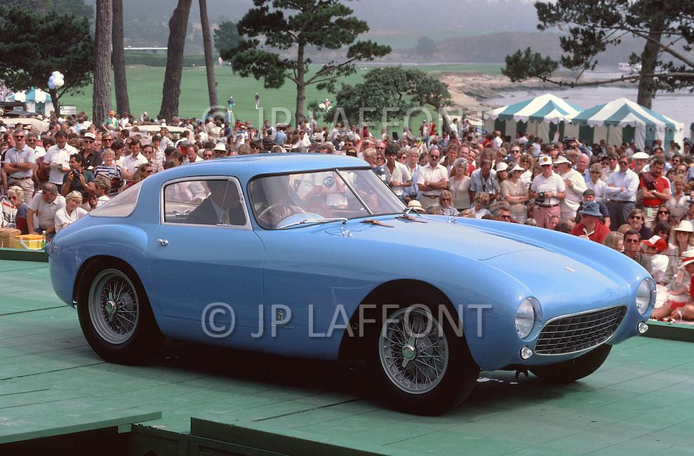 August 26th, 1984.1954 Ferrari Mondial.