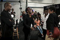 DAVID TLALE: NEW YORK FASHION WEEK IN COLOR