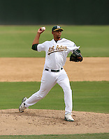 Tyson Ross / Oakland Athletics 2008 Instructional League..Photo by:  Bill Mitchell/Four Seam Images