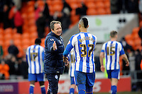 Blackpool v Sheffield Wednesday 7.3.15