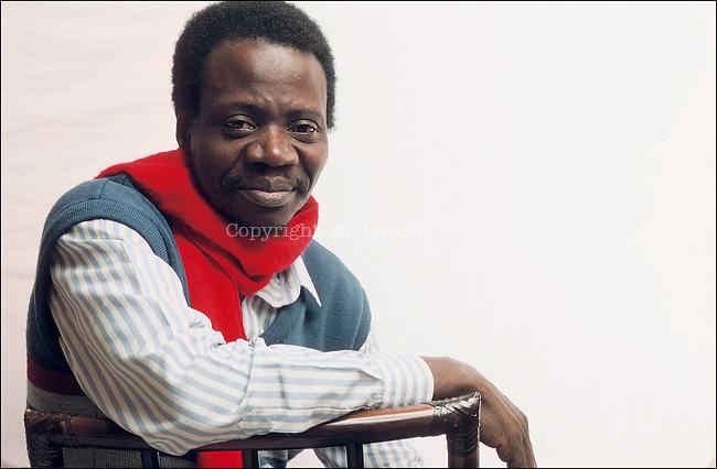 Sony Labou Tansi in 1987