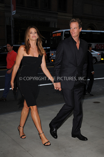 www.acepixs.com<br /> September 8, 2016  New York City<br /> <br /> Cindy Crawford and Rande Gerber attending the The Daily Front Row's 4th Annual Fashion Media Awards at Park Hyatt New York on September 8, 2016 in New York City. <br /> <br /> <br /> Credit: Kristin Callahan/ACE Pictures<br /> <br /> <br /> Tel: 646 769 0430<br /> Email: info@acepixs.com