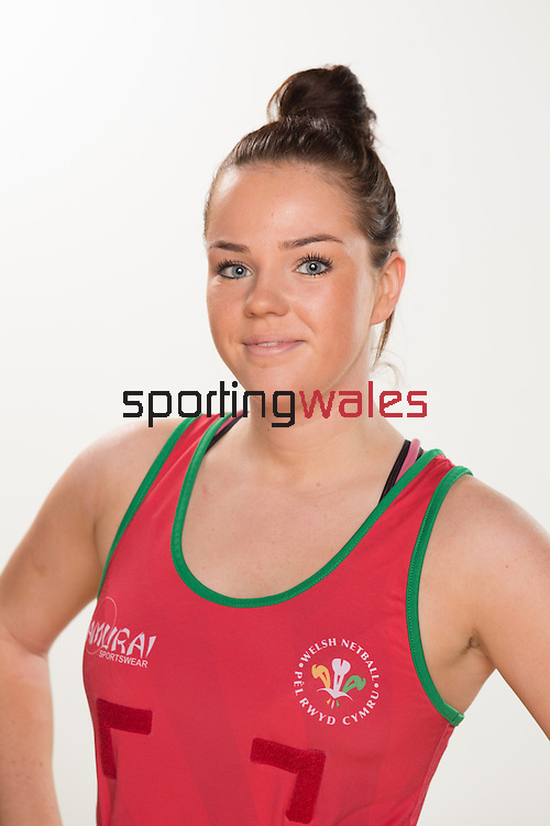 Wales Netball Squad 2015<br /> 26.04.15<br /> ©Steve Pope - SPORTINGWALES