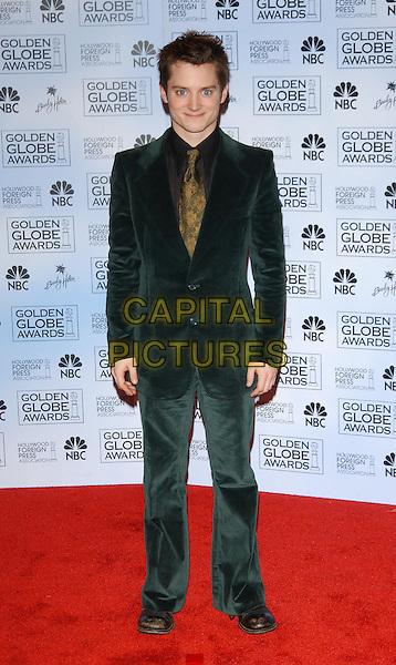 ELIJAH WOOD.61st Annual Golden Globe Awards.25 January 2004.full length, full-length.www.capitalpictures.com.sales@capitalpictures.com.©Capital Pictures.