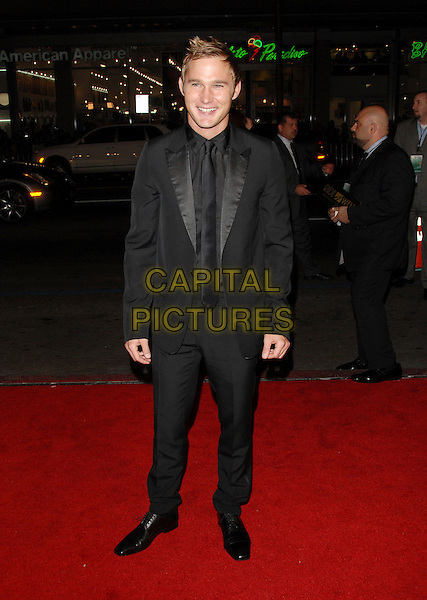 "BRIAN GERAGHTY.The AFI Fest Opening Night Gala & The Weinstein Company USA Premiere of ""Bobby"" held at The Grauman's Chinese Theatre in Hollywood, California, USA..November 1st, 2006                                                             .Ref: DVS.full length black suit.www.capitalpictures.com.sales@capitalpictures.com.©Debbie VanStory/Capital Pictures"