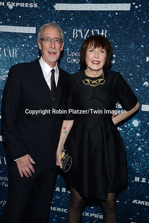 Marilyn Minter attends the Stella McCartney Honored by Lincoln Center at Gala on November 13, 2014 at Alice Tully Hall in New York City, USA. She was given the Women's Leadership Award which was presented bythe LIncoln Center for the Performing Arts' Corporate Fund.<br /> <br /> photo by Robin Platzer/Twin Images<br />  <br /> phone number 212-935-0770