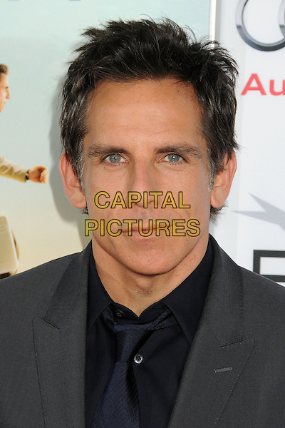 HOLLYWOOD, CA., - NOVEMBER 13: Ben Stiller at the AFI Fest 2013 - &quot;The Secret Life of Walter Mitty&quot; Gala Screening held at the TCL Chinese Theatre on November 13th, 2013 in Hollywood, California, USA.<br /> CAP/ADM/BP<br /> &copy;Byron Purvis/AdMedia/Capital Pictures