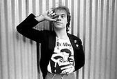 1979: TRUST - Bernie Bonvoisin Paris France