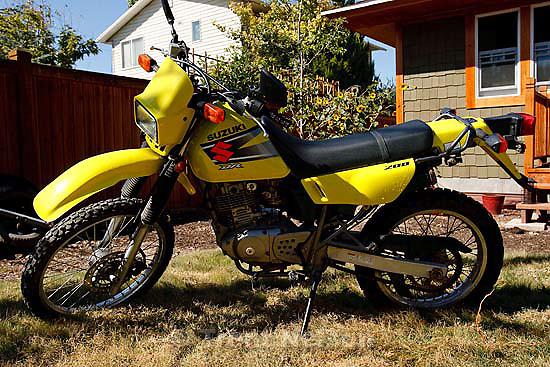 motorcycle.Monday September 21, 2009 in Salt Lake City.