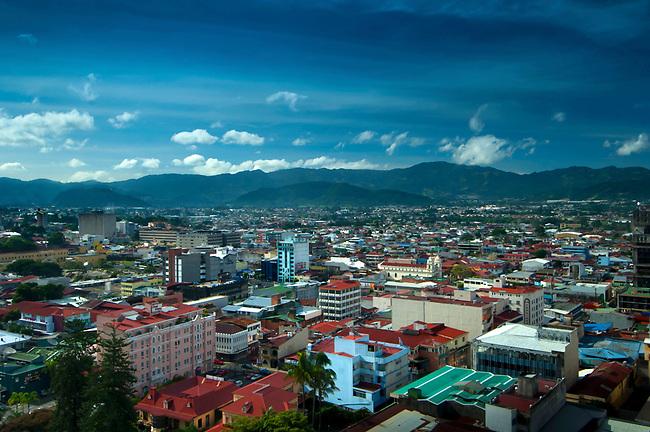 Costa Rica, San Jose, Capital City