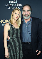BEVERLY HILLS, CA - JUNE 5: Claire Danes, Mandy Patinkin,  pictured at the Homeland FYC event at the Writers Guild Theater in Beverly Hills, California on June 5, 2018. <br /> CAP/MPI/FS<br /> &copy;FS/MPI/Capital Pictures