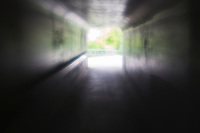 Tunnel Series by Gina Genis