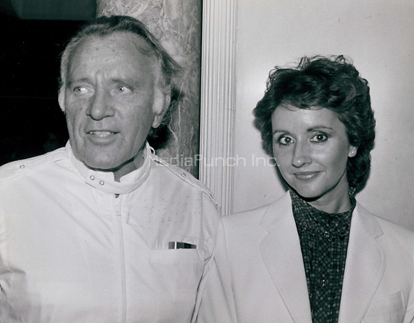 Richard Burton &  Sally Hay (girlfriend) 1976<br /> Photo By John Barrett-PHOTOlink.net / MediaPunch