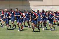 USMNT Training, June 25, 2019