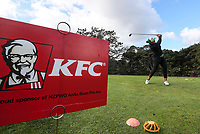 Phillis Meti (NZL) during the Anita Boon Pro-Am, North Shore Golf Course, Auckland, New Zealand Friday 22  September 2017.  Photo: Simon Watts/www.bwmedia.co.nz