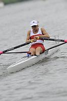 Amsterdam, NETHERLAND, CAN BLW 1X, . 2011 FISA U23 World Rowing Championships, Thursday, 21/07/2011 [Mandatory credit:  Intersport Images].
