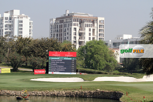 Round 4 of the 2013 Avantha Masters, Jaypee Greens Golf Club, Greater Noida, Delhi, 17/3/13..(Photo Jenny Matthews/www.golffile.ie)