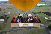 20140923 September 23 Hot Air Balloon Gold Coast