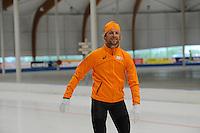 SCHAATSEN: LEEUWARDEN: 20-06-2016, ELFSTEDENHAL, Training Zomerijs, ©foto Martin de Jong