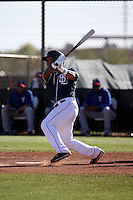 Marcus Greene - San Diego Padres 2016 spring training (Bill Mitchell)