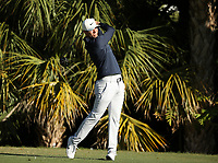 Lucas Bjerregaard (DEN) during round 2 of the Honda Classic, PGA National, Palm Beach Gardens, West Palm Beach, Florida, USA. 28/02/2020.<br /> Picture: Golffile | Scott Halleran<br /> <br /> <br /> All photo usage must carry mandatory copyright credit (© Golffile | Scott Halleran)