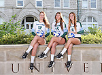 Tulane Women's Volleyball-Team Photoshoot