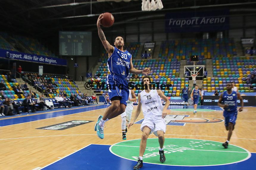 Justin Cobbs (Skyliners) - Fraport Skyliners vs. Shooters Den Bosch, Fraport Arena Frankfurt