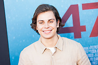Los Angeles, CA - AUGUST 13th: <br /> Jake T. Austin attends the 47 Meters Down: Uncaged premiere at the Regency Village Theater on August 13th 2019. Credit: Tony Forte/MediaPunch
