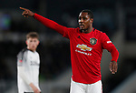 Odion Ighalo of Manchester United during the FA Cup match at the Pride Park Stadium, Derby. Picture date: 5th March 2020. Picture credit should read: Darren Staples/Sportimage