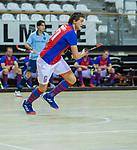 Almere - Zaalhockey  Laren-SCHC (heren)   .  .TopsportCentrum Almere.    COPYRIGHT KOEN SUYK