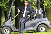 Eamon O'Connor Ulster Golf chairman during the final of the AIG Jimmy Bruen Ulster Final at Dungannon Golf Club, Dungannon, Tyrone, Ireland. 11/08/2017<br /> Picture: Fran Caffrey / Golffile