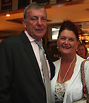 Mr and Mrs Cromwell from Duleek in the Bellewstown Inn...Photo NEWSFILE/Jenny Matthews.(Photo credit should read Jenny Matthews/NEWSFILE)....This Picture has been sent you under the condtions enclosed by:.Newsfile Ltd..The Studio,.Millmount Abbey,.Drogheda,.Co Meath..Ireland..Tel: +353(0)41-9871240.Fax: +353(0)41-9871260.GSM: +353(0)86-2500958.email: pictures@newsfile.ie.www.newsfile.ie.FTP: 193.120.102.198.