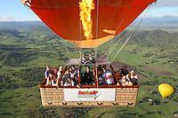 20150107 January 07 Hot Air Balloon Gold Coast