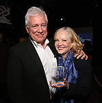 David Thompson and Susan Stroman attends the Second Annual SDCF Awards, A celebration of Excellence in Directing and Choreography, at the Green Room 42 on November 11, 2018 in New York City.